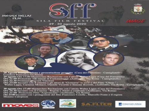 SILA FILM FESTIVAL,  KERMESSE DEL CINEMA INTERNAZIONALE