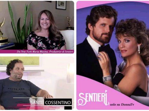"""DONNA TV: """"MI AMOR"""" CON OSPITI SANTE COSSENTINO E MARIA MACINA E' UN SUCCESSO!"""