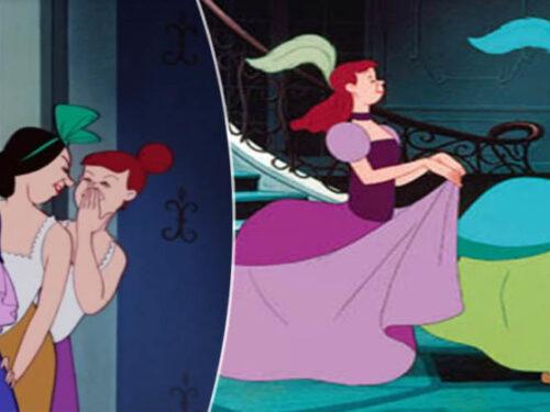 Cenerentola, in arrivo un film sulle sorellastre Anastasia e Genoveffa