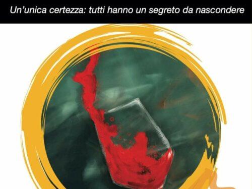 """In arrivo in tutte le librerie """" Aperitivo criminale """", l'ultimo giallo della scrittrice Anna Allocca"""