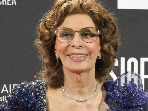 La notte dei David, Sophia Loren migliore attrice protagonista: non so se sarà il mio ultimo film