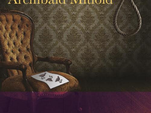"""In uscita """" Un cappio per Archibald Mitford """" , della scrittrice inglese  Dorothy Bowers"""