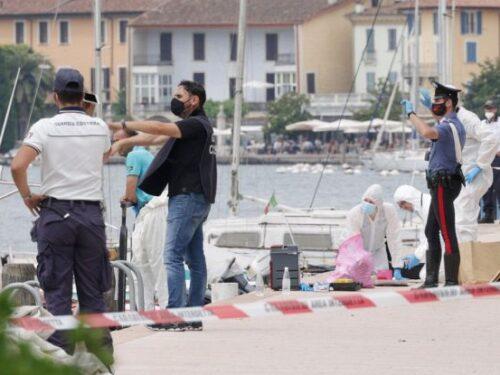 Incidente in barca sul lago di Garda: due morti e due indagati