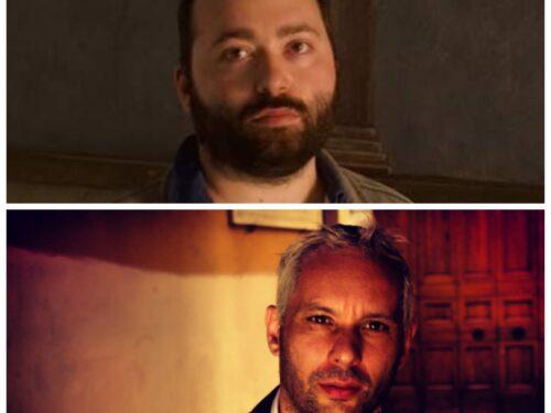 Andrea Natale e Giuseppe Sciarra alla conquista del cinema italiano
