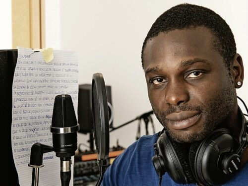 Joao Kosulo Da Silva: dall'Angola alla Svizzera aiutato da un'amica speciale: la musica