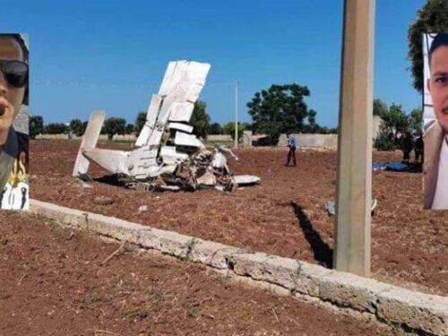 Tragedia a Brindisi, precipita un ultraleggero: muoiono pilota e passeggero. S'indaga sulle dinamiche dell'incidente