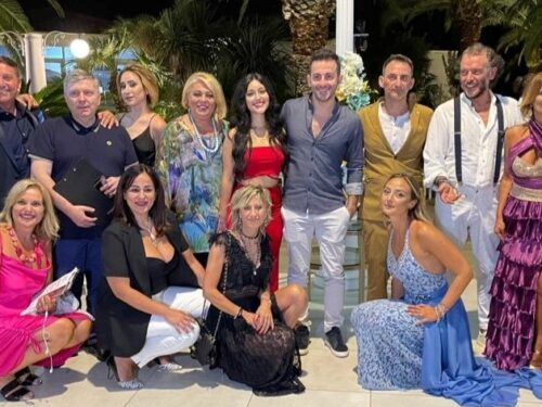 Fashion Gold Party  Wedding Nona Edizione, un altro successo