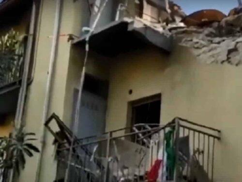 Crollo palazzina Torino, trovato morto bimbo di 4 anni: la mamma in ospedale in codice rosso
