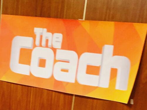 E' già in onda quarta edizione di The Coach, il talent show di 7Gold condotto da Agata Reale